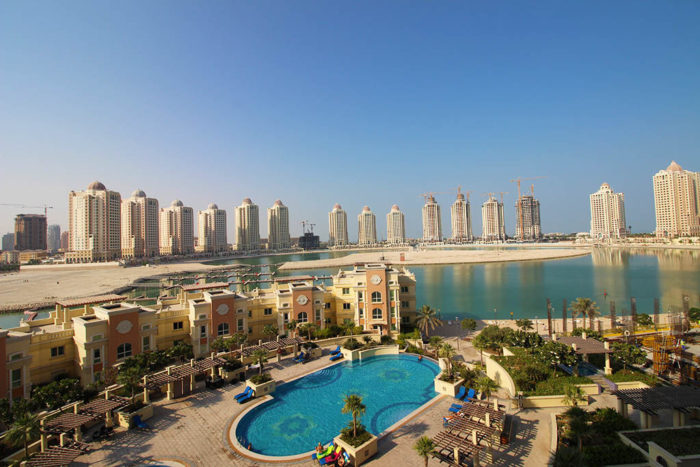 Property for Sale Qatar- 3 Bedroom Apartment in Viva Bahriyam _ FGRealty