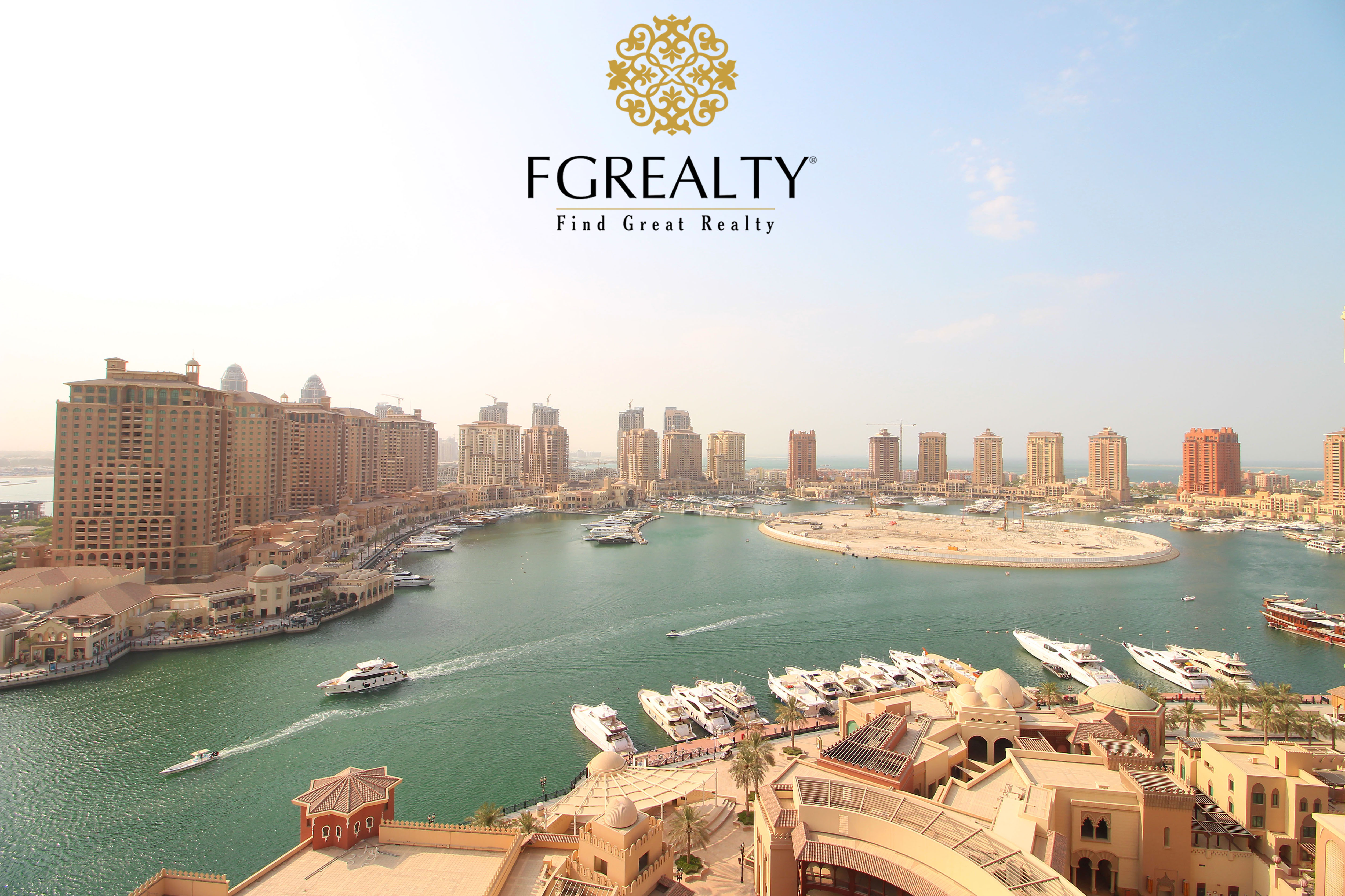 FGREALTY - APARTMENT FOR RENT the pearl DOHA