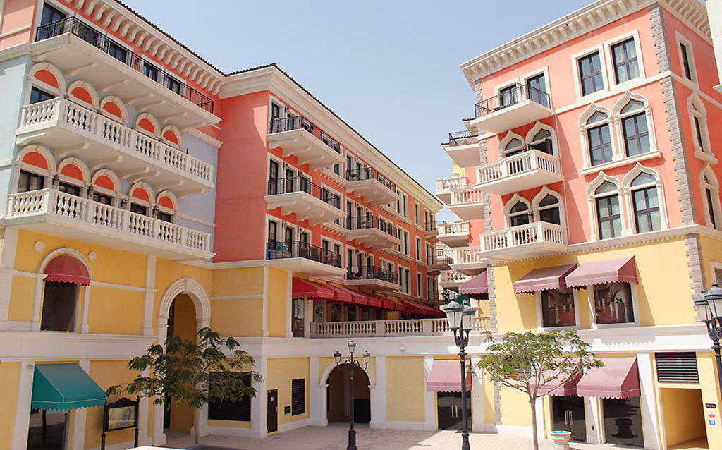 Apartment for rent in Qatar- expat friendly neighborhood image