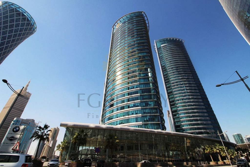 Business Tower - office for rent in West bay Qatar