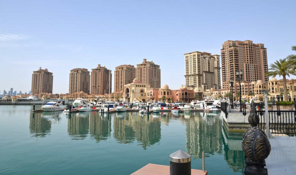 rent an apartment in Qatar FGREALTY