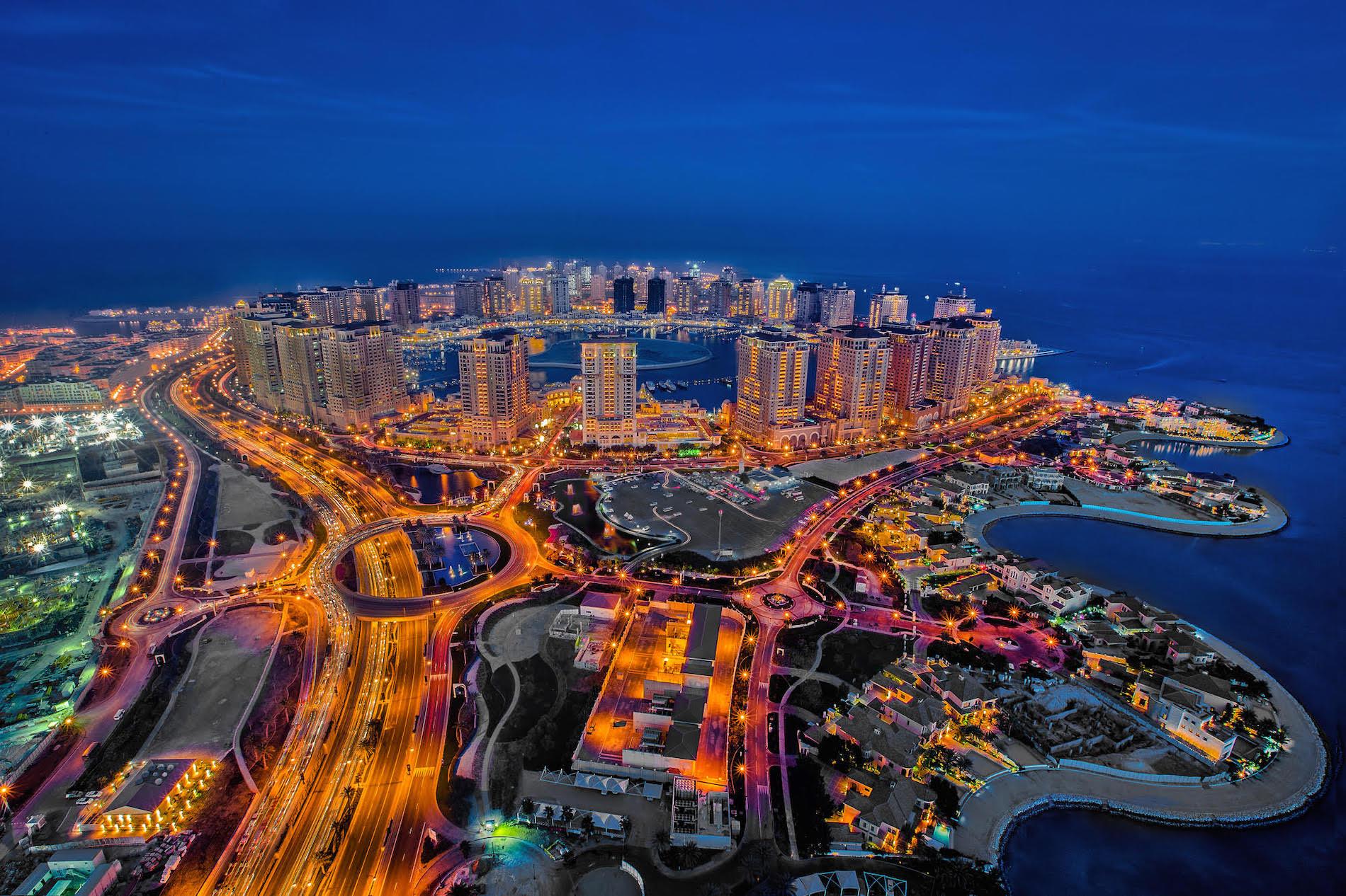 real estate market doha