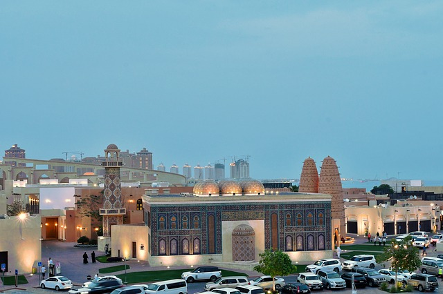 atmospere Qatar - people and amenities