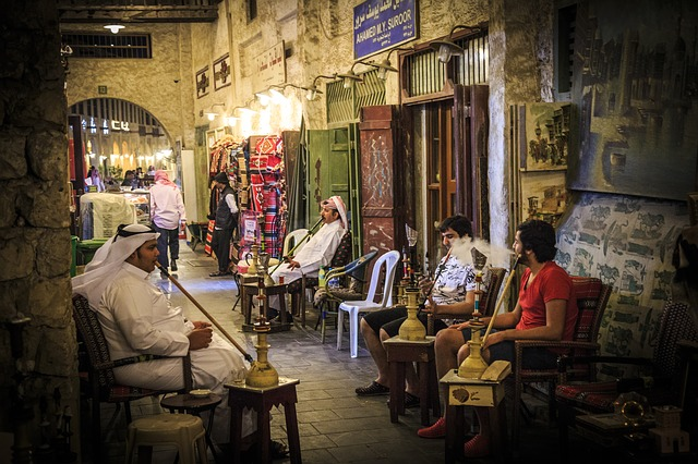 Qatar locals - population