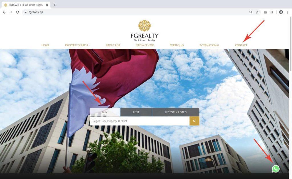 FGREALTY virtual real estate tour