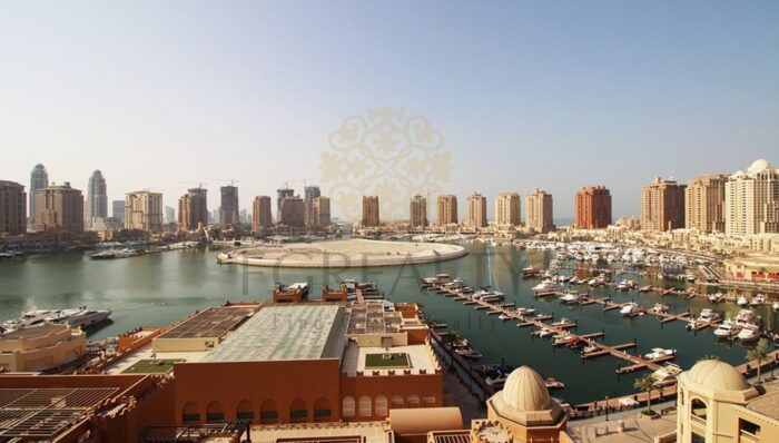apartments for rent in Doha - the pearl